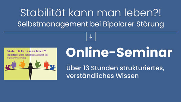Online Seminar - Stabilität kann man Leben?!